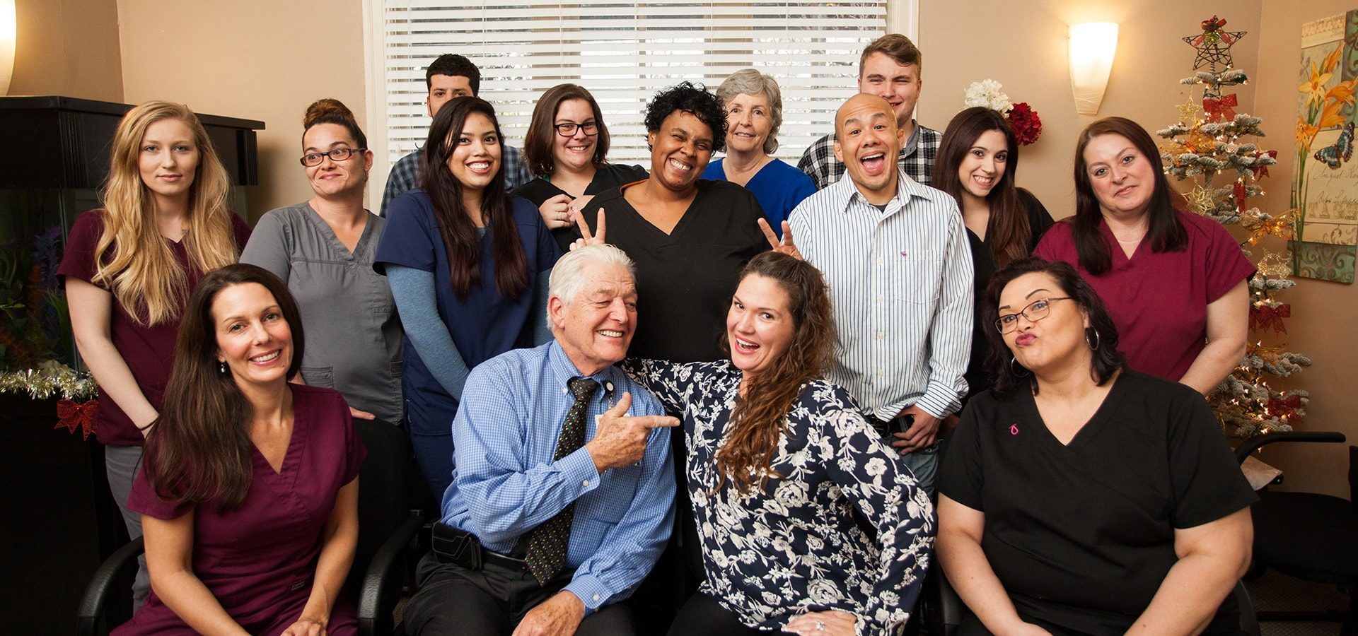 Concord Addiction Medicine Physician - Our fun team keeps things light